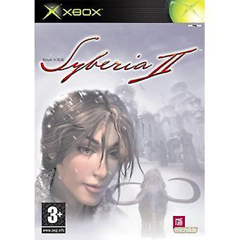 Syberia 2 (Xbox) - New