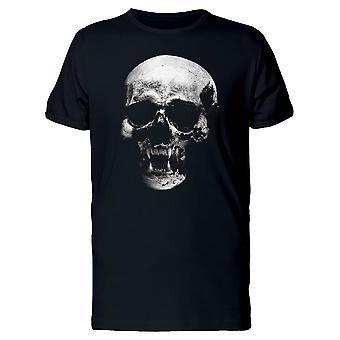 Lange Zähne Vampire Skull T-Shirt Herren-Bild von Shutterstock