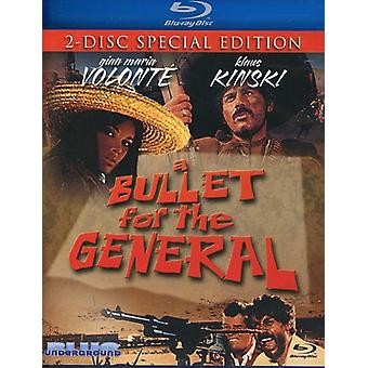 Bullet for the General [BLU-RAY] USA import