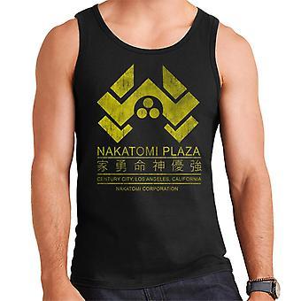 Die Hard Nakatomi Plaza Logo miesten liivi
