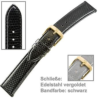 Смотреть band смотреть ремешок Мужские Часы браслет 18 мм мужчин смотреть