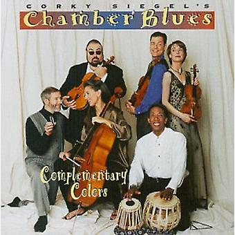 Siegel, Corky Traveling Chamber Blues Show! - Complementary Colors [CD] USA import