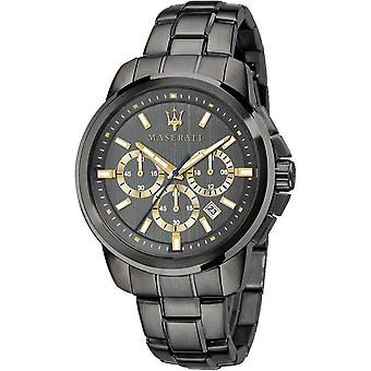 Maserati Miesten Watch R8873621007 chronographs