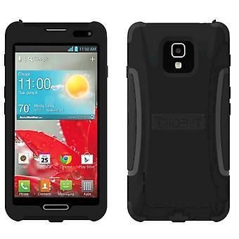 Trident Aegis Case voor LG US780, Optimus F7, AS780 - zwart