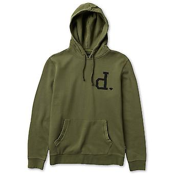 Diamond Supply Co Un Polo Hoodie Green