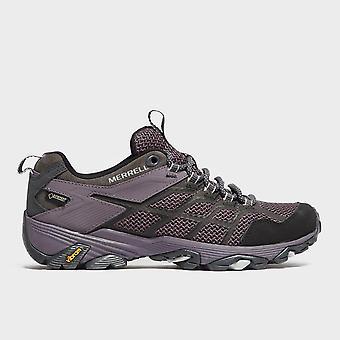 New Merrell Women's Moab FST 2 GORE-TEX® Walking Shoe Purple