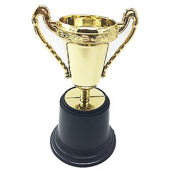 TRIXES ミニ トロフィー 5% ゴールド スポーツ好きな先生やる気を起こさせるプラスチック ギフト ノベルティ ・こども賞モデル