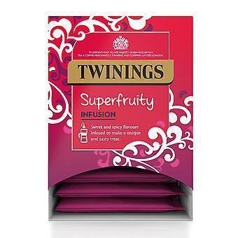 Twinings Superfruity Pyramid Tea Bags