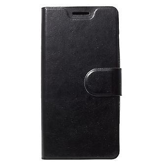 Sony Xperia XZ2 portafoglio compatto Pouch-Black