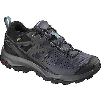 サロモンXラディアントゴアテックスL40484100トレッキング一年女性靴