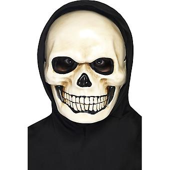 Schedel masker.