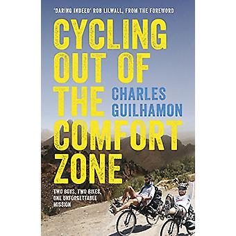 Pyöräily pois Comfort Zone - kaksi poikaa - kaksi polkupyörää - yksi Unforgett