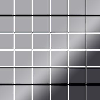 Metal mosaik Rustfrit stål ALLOY Cinquanta-S-S-M