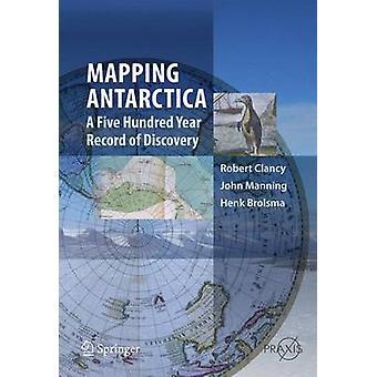 Zuordnung der Antarktis (1st ed. 2014) von Robert Clancy - John Manning - H