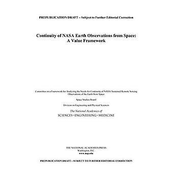 Continuità della NASA osservazioni della terra dallo spazio:: un quadro di valore