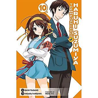 Die Melancholie der Haruhi Suzumiya, Vol.10-Manga