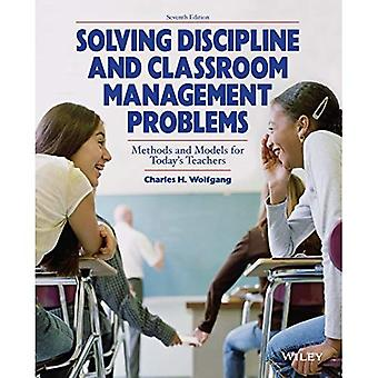 Løse disiplin og klasserommet ledelse problemer