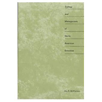 Ecology Management North American Savann
