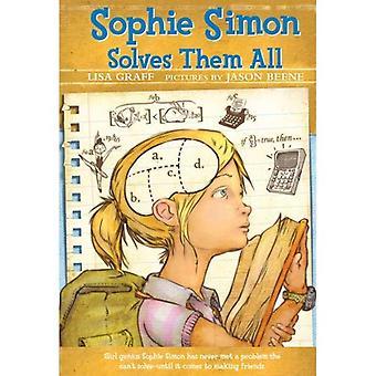 Sophie Simon lost ze alle