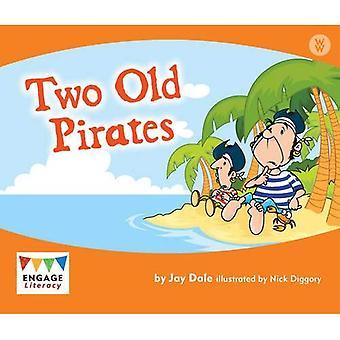 Due vecchi pirati (alfabetizzazione impegnarsi meraviglia parole)