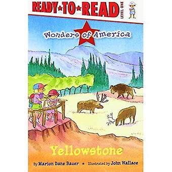 Yellowstone (Ready-to-Read. Nível 1)