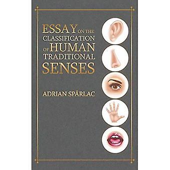 Essai sur la Classification des sens traditionnels humaines
