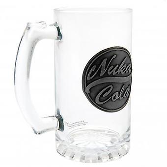 Fallout Glass Tankard Nuka Cola