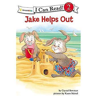Jake helpt: Bijbelse waarden (ik kan lezen: de Jake-serie)