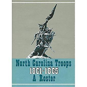 North Carolina tropper 1861-1865: en tjenesteliste, bind 20: generaler, stabsofficerer og milits