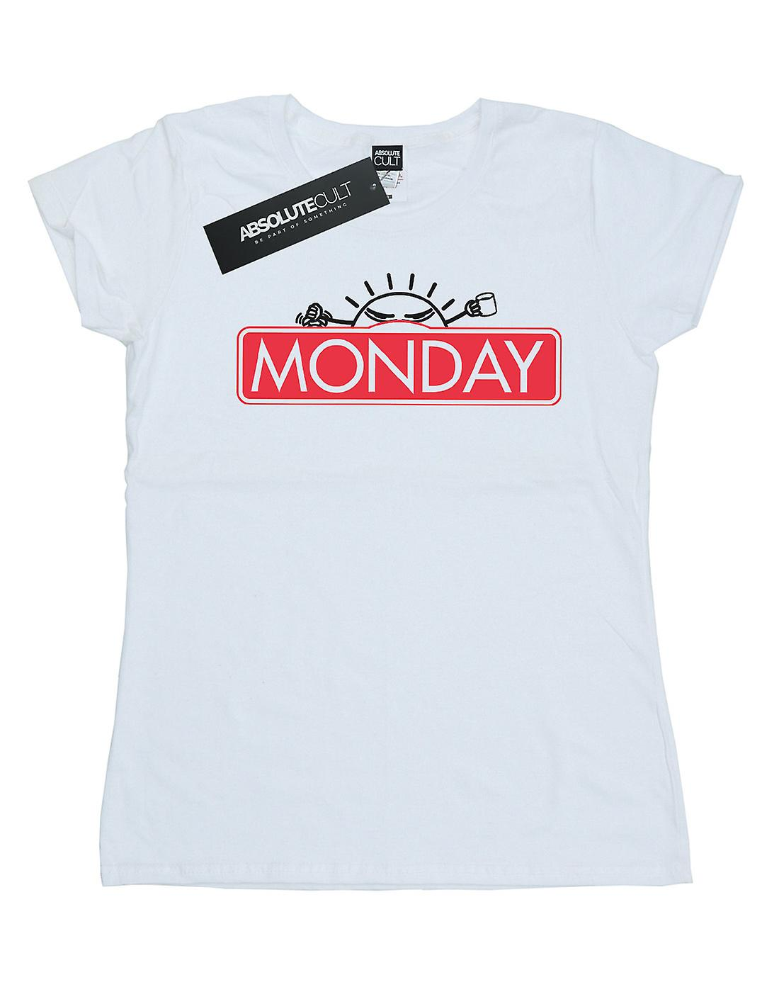 Ntesign Women's Monday Game T-Shirt