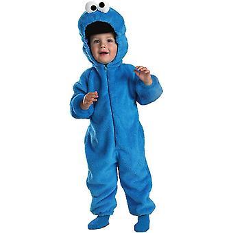 Cookie Monster Sesame Street Toddler Costume
