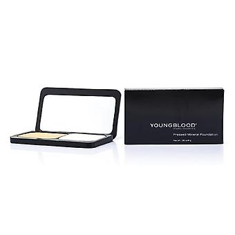 Youngblood Mineral Pressed Foundation - Toffee - 8g/0.28oz