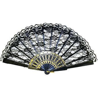 Fan van Black Lace