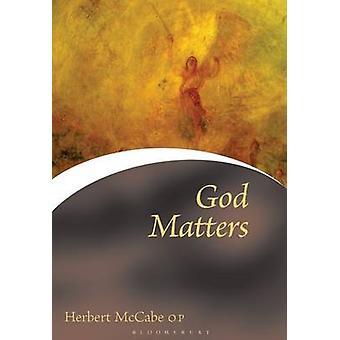 God Matters by McCabe & Herbert