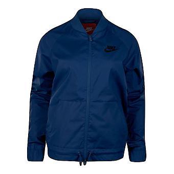 Nike Sportswear Women's Woven Nike Logo Jacket - 822001-423
