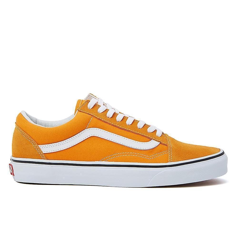 Vans Old Skool - oscuro Cheddar - Vn0a38g1uku - zapatos