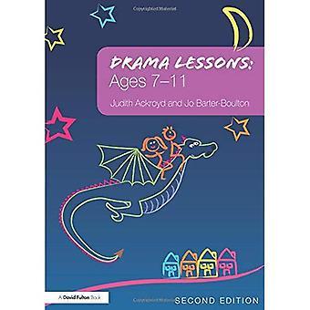 Drama lessen: Leeftijd 7-11