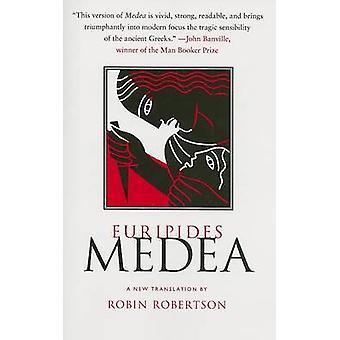 Medea by Euripides - Robin Robertson - 9781416592259 Book