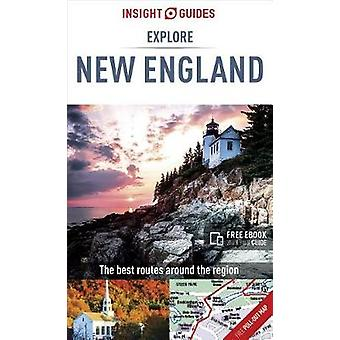 Insight Guides Explore New England (Travel Guide with Free eBook) by