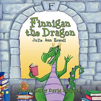 Finnigan the Dragon by Julie Ann Howell - David Zamboni - 97819360516