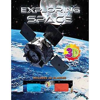 Exploring Space (3D) by Sterling Publishers - 9788120789333 Book