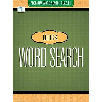Quick Word Search by Pegasus - 9788131931165 Book