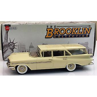 Brooklin Brk 145A 1959 Chevrolet Brookwood 4-Door Station Wagon