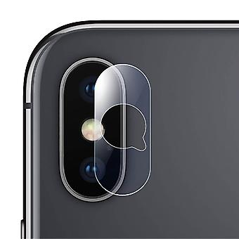 iPhone X / XS Max Screen Protector Rear Tempered Glass 9H Transparent