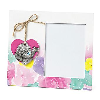 Me To You Photo Frame Floral