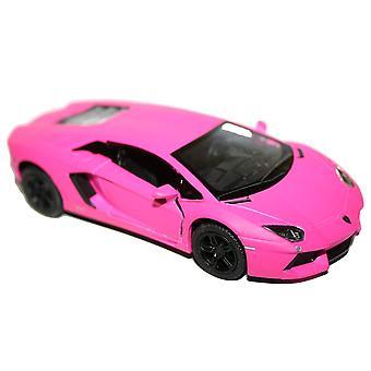 Lamborghini Aventador Super Sports bil Model skala 1:38 assorterede farver
