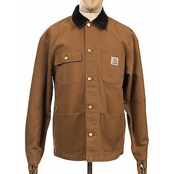 Carhartt WIP Michigan Coat - Hamilton Brown