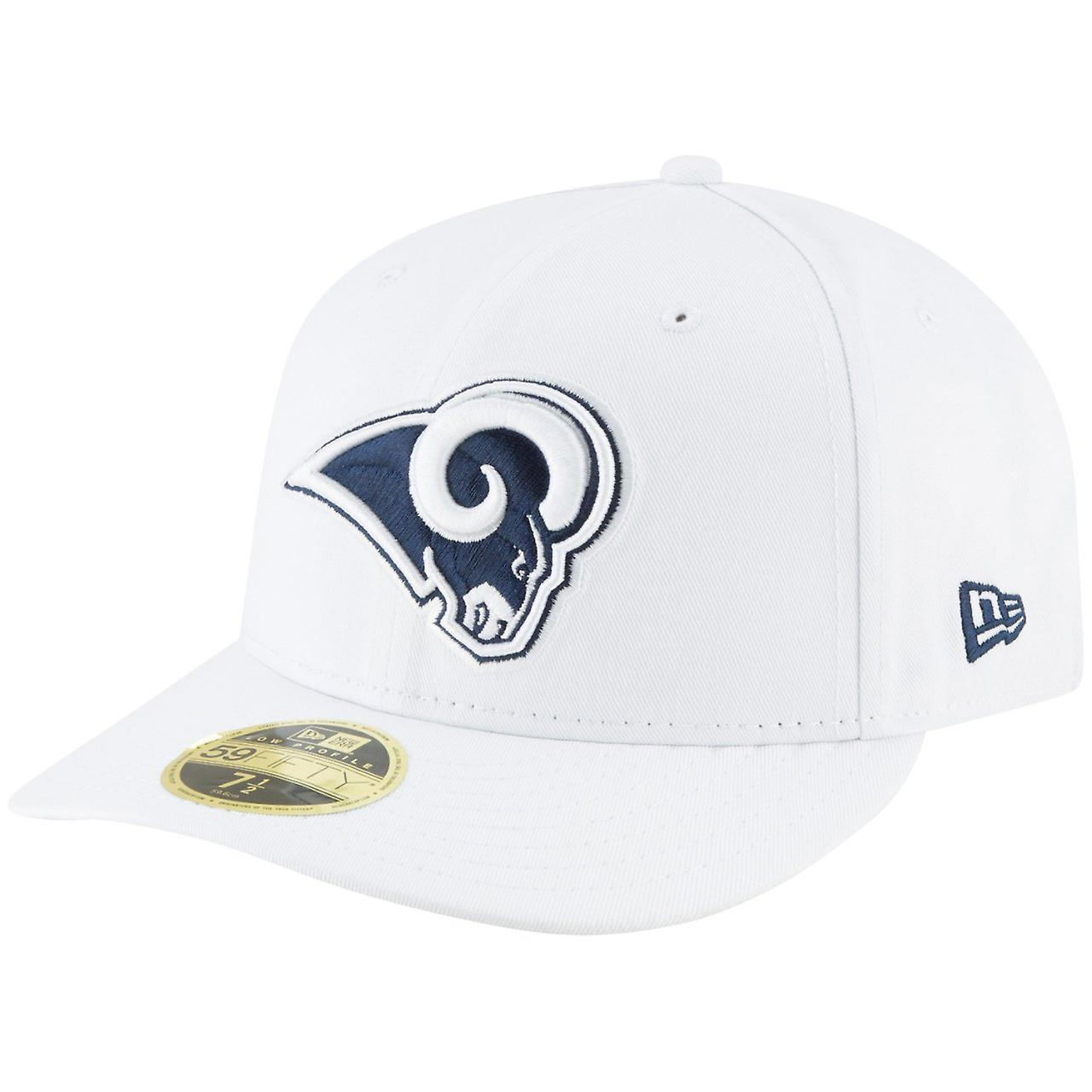 New Era 59Fifty LOW PROFILE Cap - Los Angeles Rams