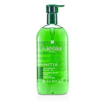 Rene Furterer Initia Volume And Vitality Shampoo - Frequent Use All Hair Types - 500ml/16.9oz