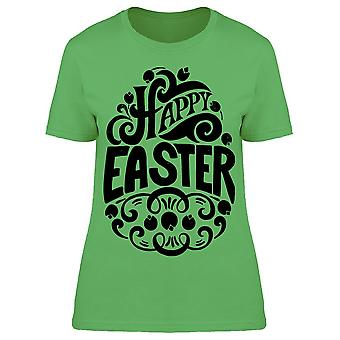Happy Easter festa tee mulheres ' s-imagem por Shutterstock
